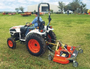 Daken Finishing Mower