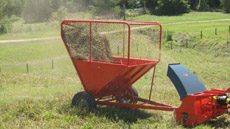 Lilly Forage Harvester