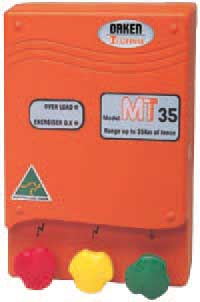 Techfence energiser MT35